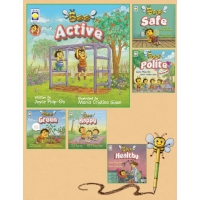 Dee the Bee Bundle (6 Books)